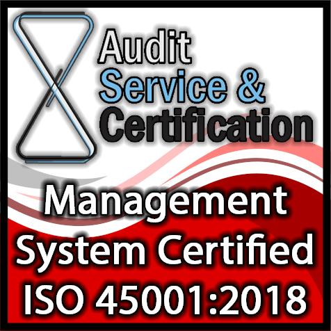 Certificato 45001.2018