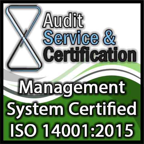Certificato 14001.2015